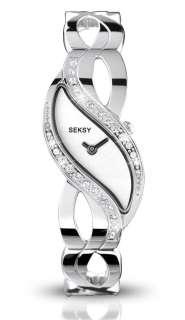 Seksy By Sekonda White 4275 RRP £69.99
