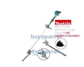 Makita Petrol POLE HEDGE TRIMMER Heavy Duty + LINE TRIM