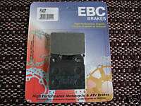 EBC FA57 FRONT DISC BRAKE PADS BMW 65T R 65 T R65 R65T