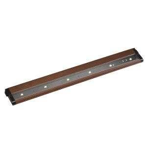 Modular LED Collection Brushed Bronze Finish Design Pro LED 18inch