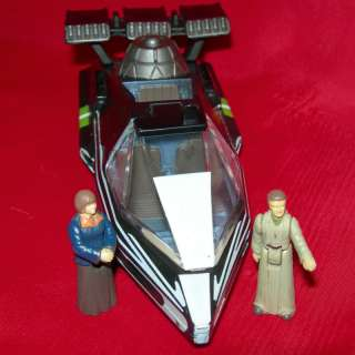 Star Wars MICRO MACHINES Action Fleet LARS FAMILY LANDSPEEDER Beru