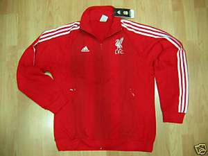 Liverpool Adidas Felpa Zip Fashion Jacket Giacchetto S