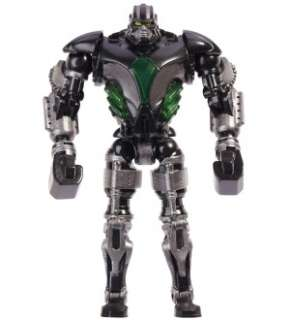 Real Steel Wave 1 Light Up 5 Figure Zeus *New*