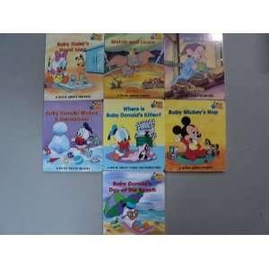 Walt Disney Baby First Disney Books 7 Pack: Baby Daisys