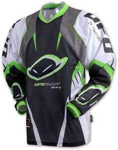 ADULTS UFO MOTOCROSS ENDURO RACE SHIRT GREEN XL 4265
