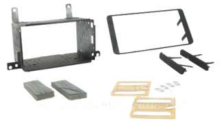 SUBARU Justy Car CD Stereo Double Din Fascia Surround Fitting Panel