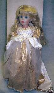 Susan Wakeens Cinderella vinyl doll 18 inches