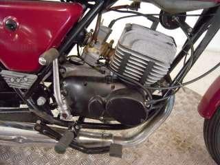 1976 AMF Harley Davidson SXT125 Aermacchi Un Registered US Import