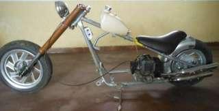 Mini moto chopper stile custom Harley a Cesate    Annunci