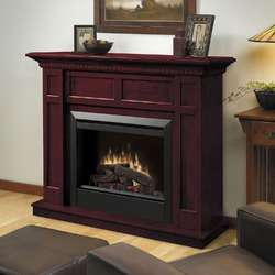 Wildon Home Madison Electric Fireplace in Cherry   DTO2250F