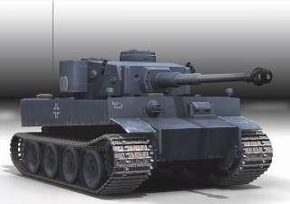 TAMIYA 1/16 INITIAL TIGER I TANK DECALS LENINGRAD 1942