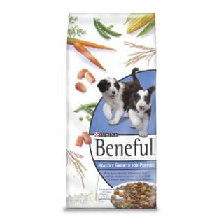 Home Dog Food Beneful Healthy Growth for Puppies