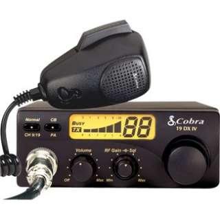 Cobra 19 DX IV Compact CB Radio in 2 Way Radios  JR