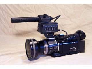 Videocámara Profesional Sony HVR A1E (CABEZALES NUEVOS) + accesorios
