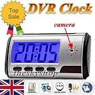 1280*960 Digital USB Alarm Clock Video DVR Hidden/SPY/ Camera DV IE#E