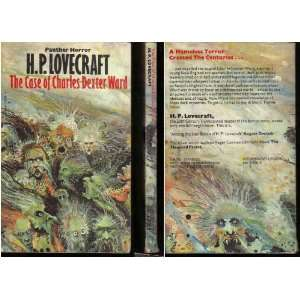 Lovecraft The Case of Charles Dexter Ward (Panther Horror): H.P