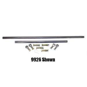 MORE 9928Z Heavy Duty Tie Rod & Drag Link with Dana 30 Front Axle for