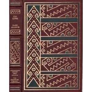 Eva Luna [Hardcover] Isabel Allende Books