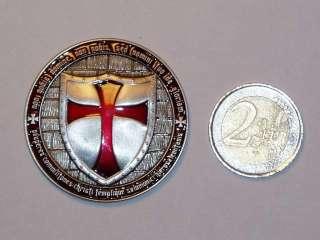 Moneda De Los Caballeros Templarios (10570293)    anuncios