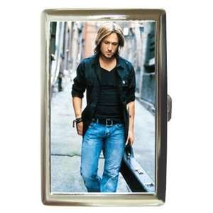 Keith Urban Cigarette Money Case Office Products