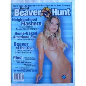 Best of Beaver Hunt, Hustler Adult Magazine 2000: Larry Flynt: Books