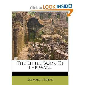 The Little Book Of The War (9781277340082): Eva March