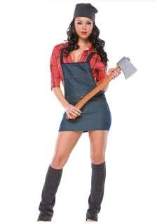 Sexy Lumberjack Costume   Womens Sexy Uniform Costume Ideas