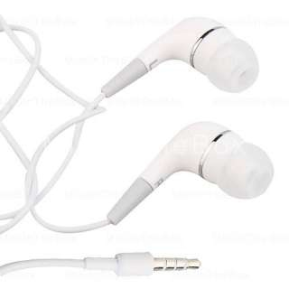 US$ 2.99   In Ear Stereo Headphones for iPhone White,  On