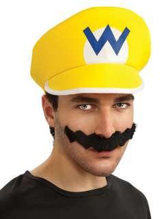 Wario Kit   Nintendo Super Mario Brothers Costume Accessories