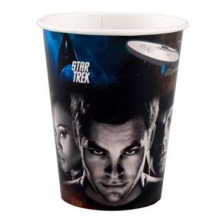 Star Trek 9 oz. Paper Cups (8 count)   Costumes, 58570