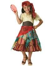 Girls Gothic Rag Doll Costume Wholesale Price $14.90 In Stock ER