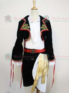 Vocaloid The Sandplay Singing of The Dragon Len Cosplay Costume For