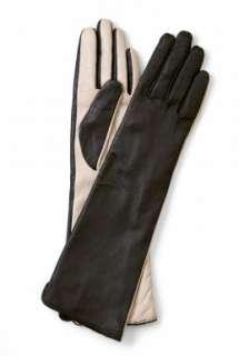 By Malene Birger  Black Killiam Blocked Contrast Gloves by By Malene