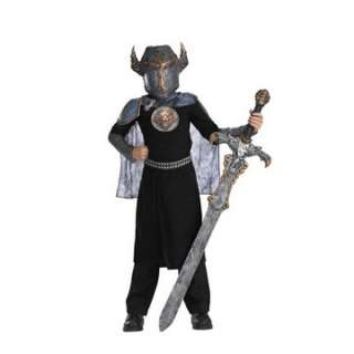 Child The Sacred Knight Costume   Knight The Sacred   Includes  robe