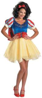 Snow White and the Seven Dwarfs Snow White Prestige Adult Costume