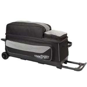 Transport 3 Roller Silver / Black Bowling Bag