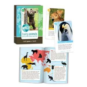 Wild Cards Baby Animals Toys & Games