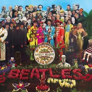 The Beatles Sgt. Peppers L.H.C.B. Magnet M 1902 Kitchen
