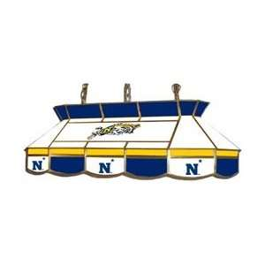NCAA Stained Glass Pool Table Light   7905 NVY