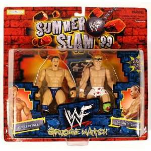 Slam 99 Grudge Match Ken Shamrock vs B.A. Billy Gunn: Toys & Games