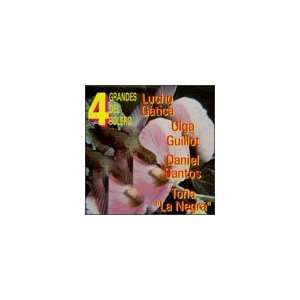 4 Grandes Del Bolero Various Artists Music