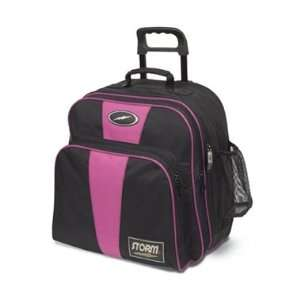 Rascal 2 Pink / Black Bowling Bag