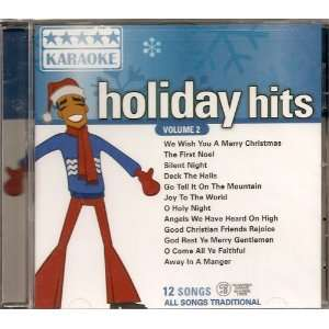 5 Star Karaoke Holiday Hits Vol.2 Christmas CDG   12 Xmas
