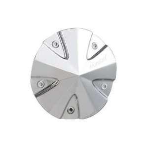 . Lugnut C10775 Chrome Plastic Center Cap for Envy Wheels Automotive