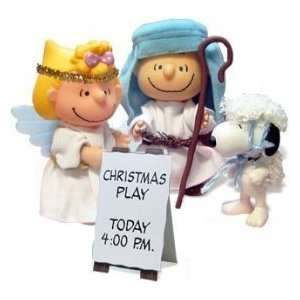 Peanuts Christmas Play Pack #2 Sally, Linus and Snoopy
