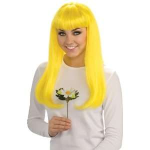 Lets Party By Rubies Costumes The Smurfs   Economy Smurfette Adult Wig