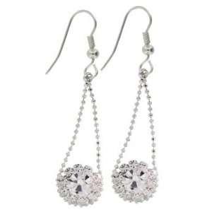 ELEGANT DROP Swarovski Crystal Chandelier Earrings Jewelry