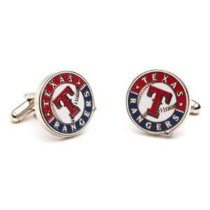 Personalized Texas Rangers Cuff Links Gift Jewelry