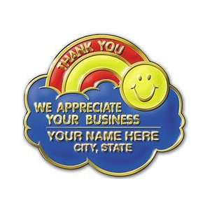 EGP Personalized Thank You Seal Rolls