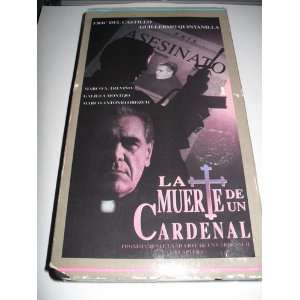 La Muerte Del Cardenal [VHS]: Eric Del Castillo: Movies
